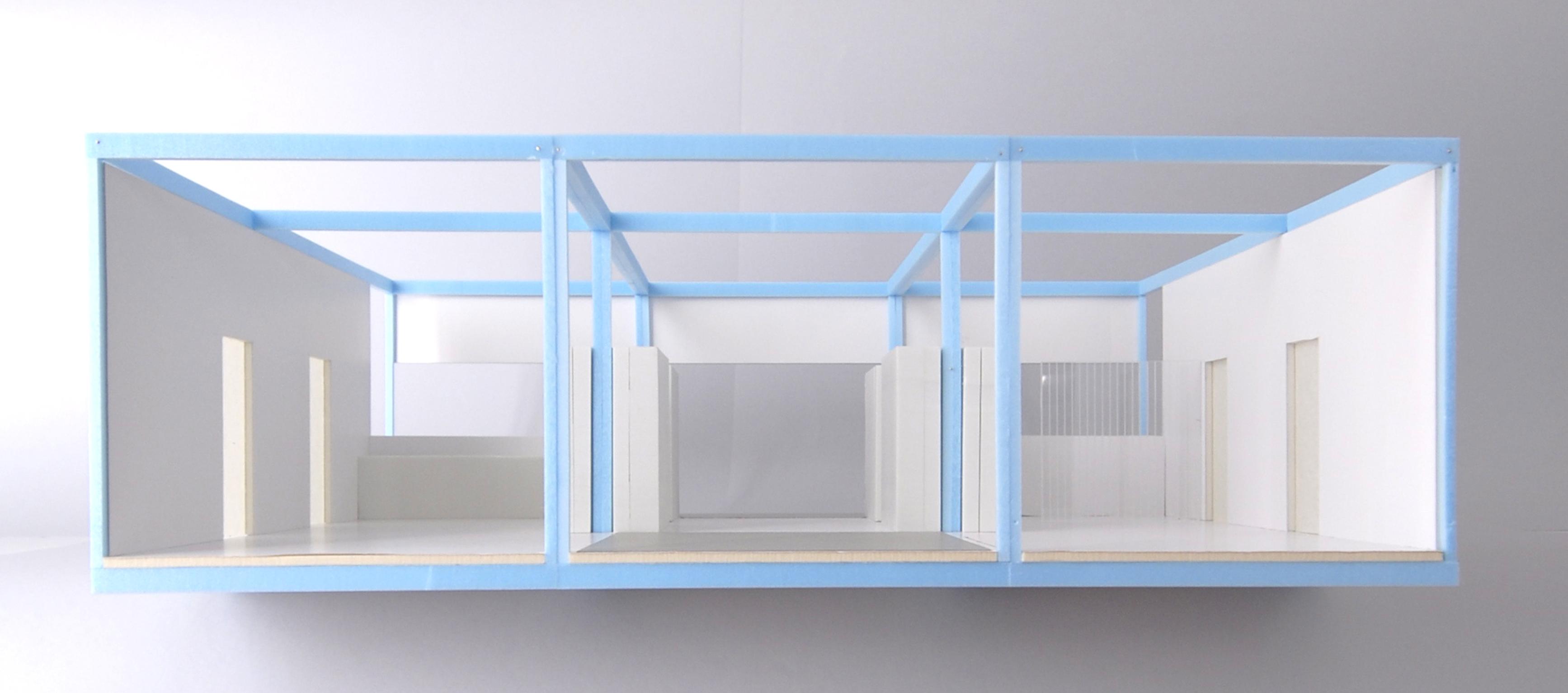 Atrium Wohnungen – Stapelbare Modulare Bausysteme | Ben Huser