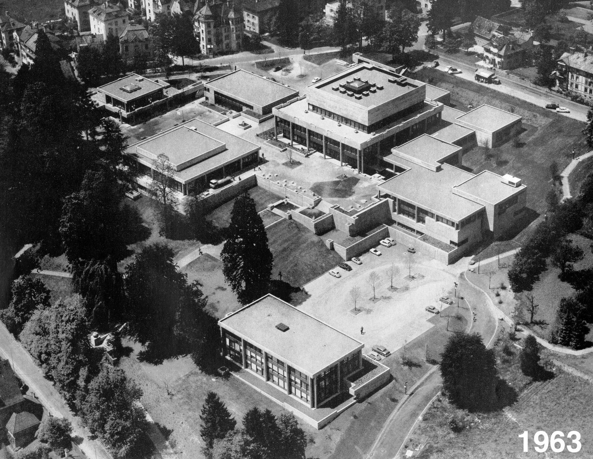 Universität Stgallen Hsg Stgallen Ben Huser