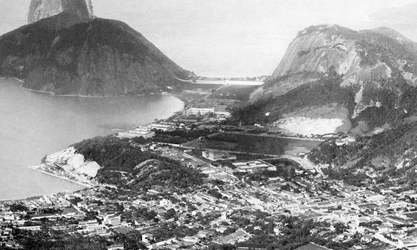 1885ca., Marc Ferrez, Botafogo, close-up