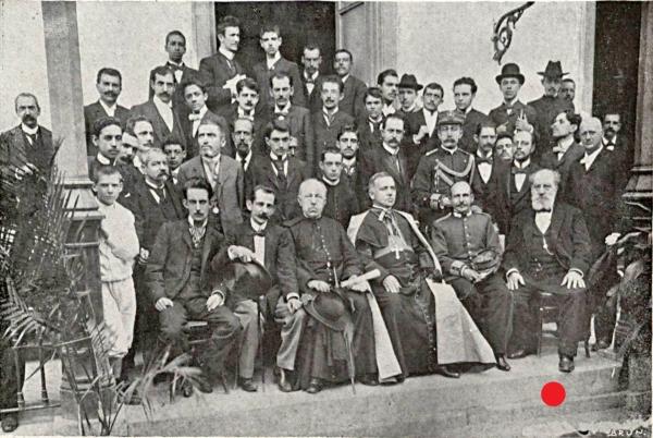 1900 Maio, Lyceo de Artes e Officios, rendered