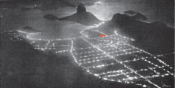 1911 Fon-Fon, Botafogo by night, Brun copy