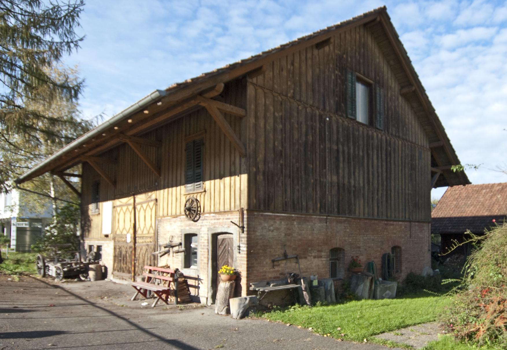 Schulhaus Seegarten – Arbon TG  Ben Huser