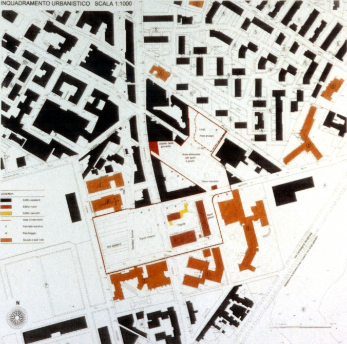 Planimetria 1-1000 mv