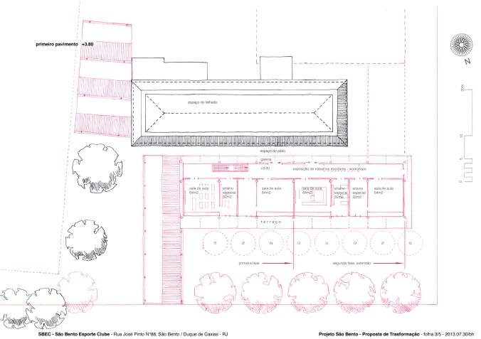 3-5 SBEC - 1st Floor Plan 1-200 mv