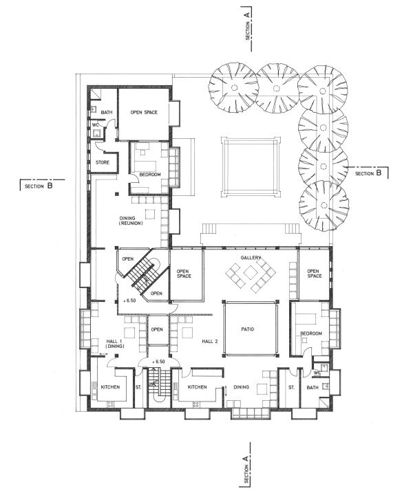 first floor 1-100