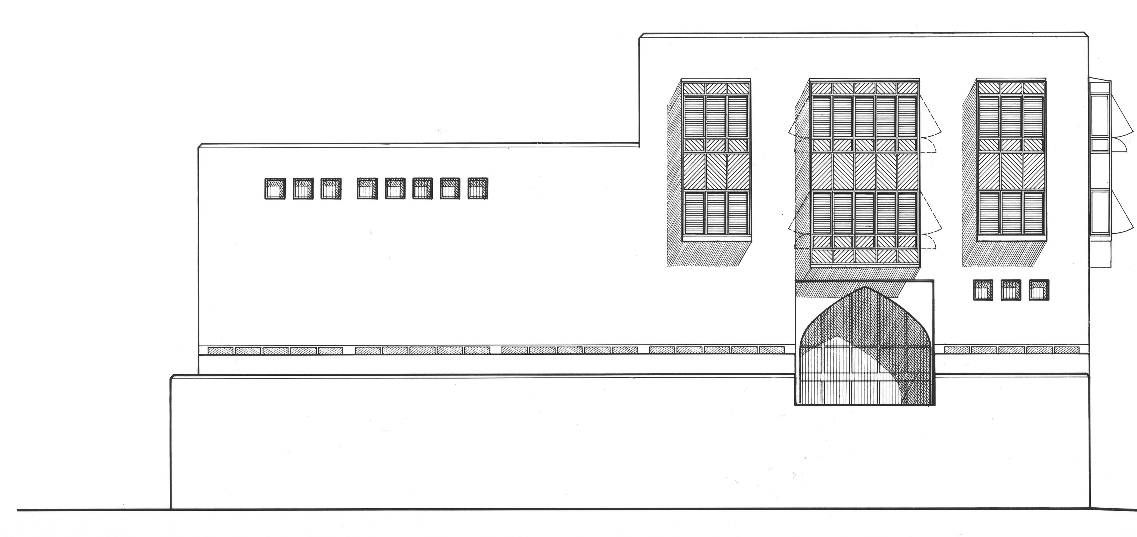 Ground Floor Elevation Download : Ground floor building elevation joy studio design