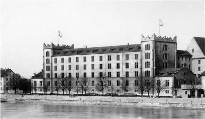 Eidg. Archiv für Denkmalpflege EAD, Bern