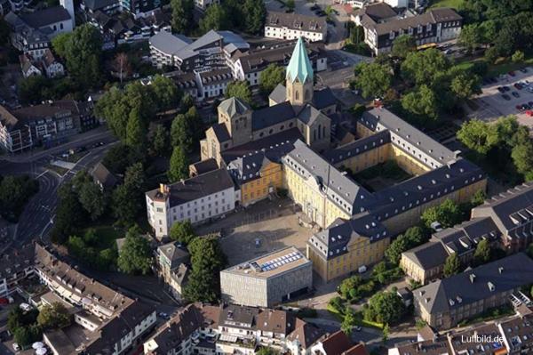 Essen-Werden, Abtei, Folkwangschule