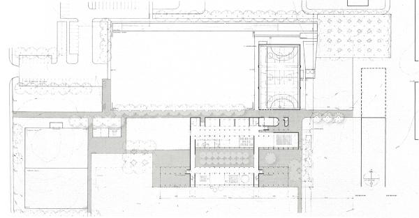 Lageplan-EG, rendered